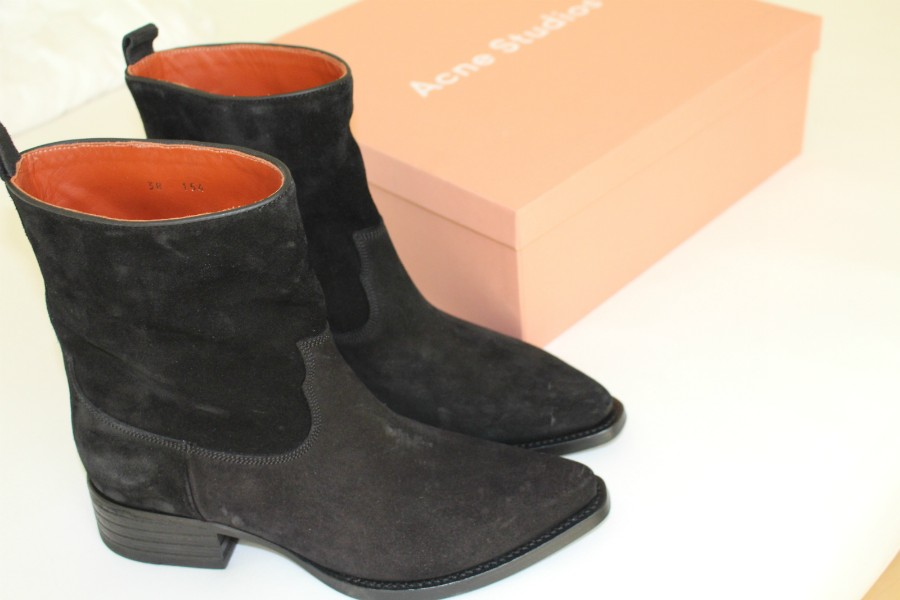 Acne Boots1