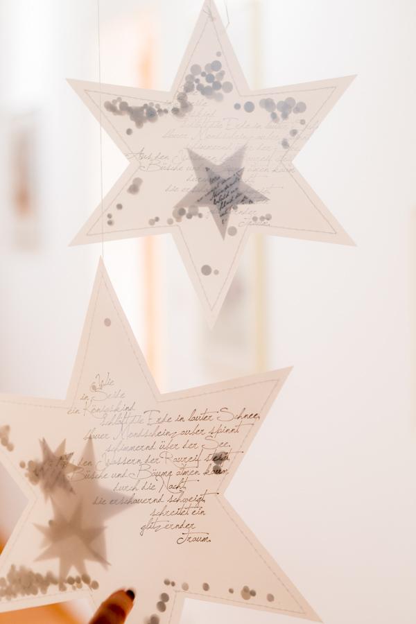 Weihnachten liegt in der Luft … Christkind oder Weihnachtsmann?