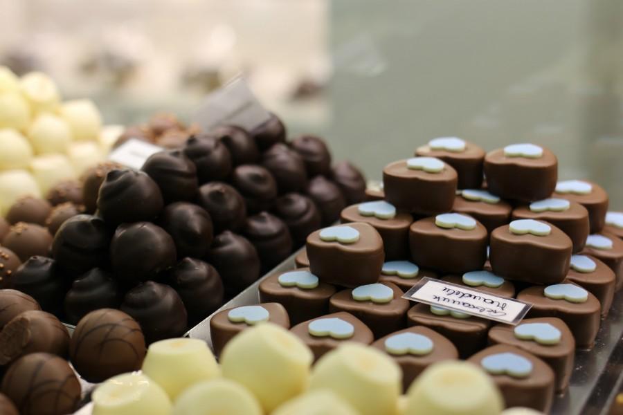 Berger Schokolade 1