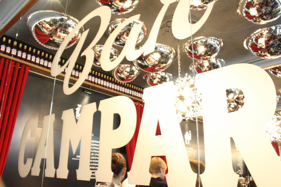 Campari Bar – der neue After-Work Treffpunkt in Wien