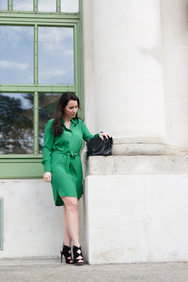 Mein Business Look in Greenery und warum es im Office Grün sein sollte