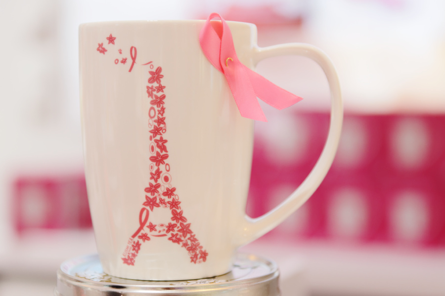 Kusmi Tea – die limitierte Pink Ribbon Edition