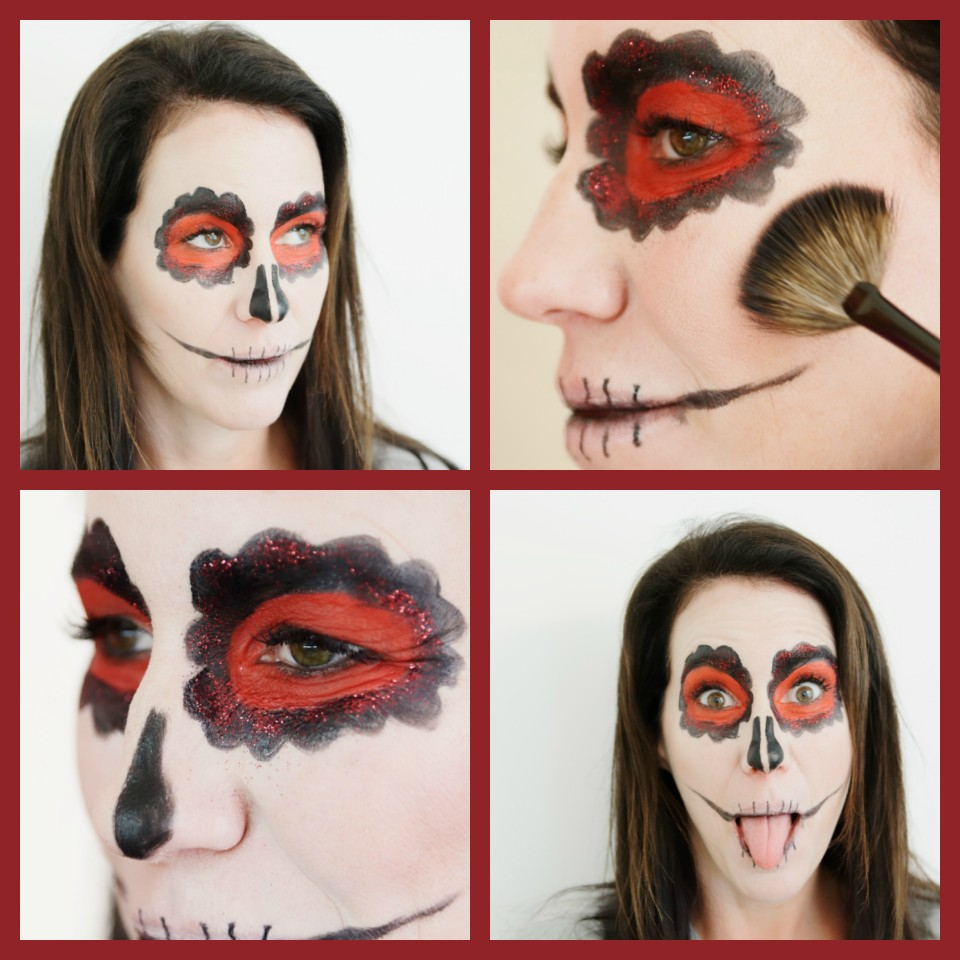 H A L L O W E E N – mein Make-up Tipp für euch