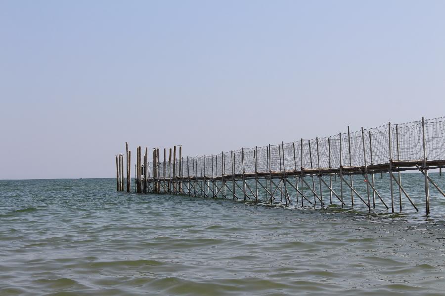 Unkomplizierte Tage am Strand und Kindheitserinnerungen