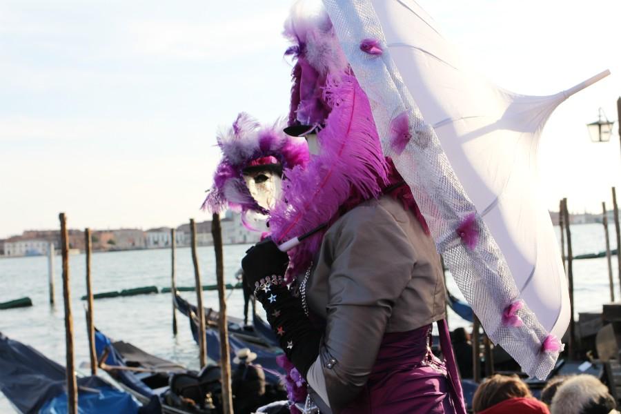 Karneval in Venedig 14