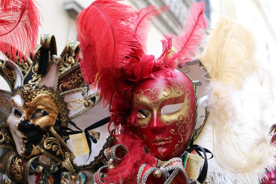 Karneval in Venedig2