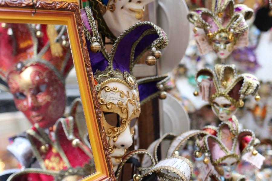 Karneval in Venedig3