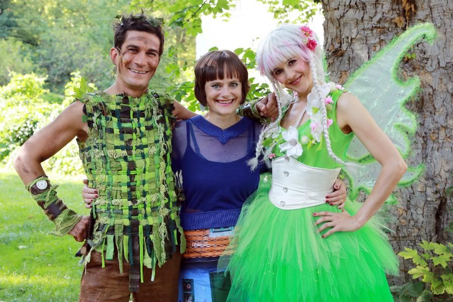 Mit Peter Pan und Tinkerbell ins Nimmerland <3 … + Gewinnspiel