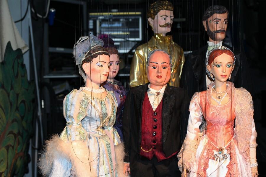 Wochenendtipp für Wien – das Marionettentheater Schönbrunn