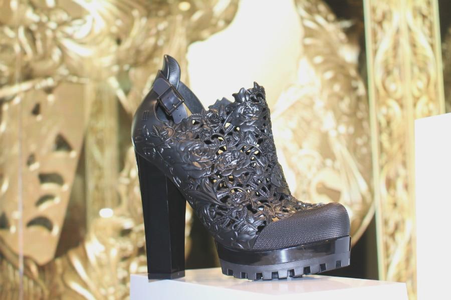 Plastic Dreams by Melissa – ein Kunstwerk und ganz besondere Schuhe