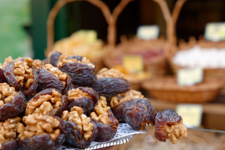 Der Wiener Naschmarkt – Delikatessen und Bazar Feeling <3
