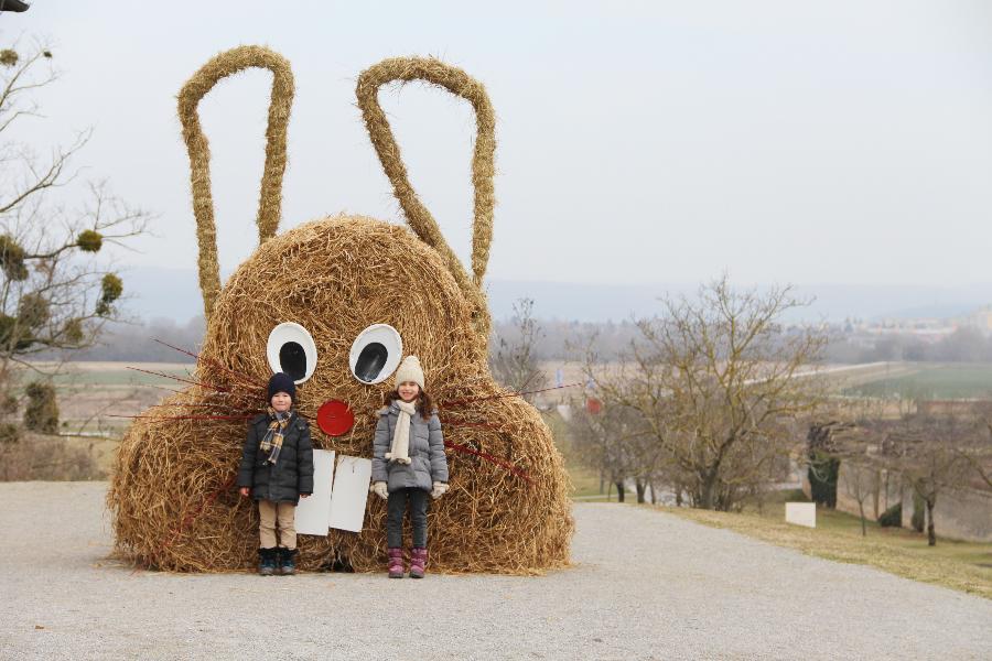Ausflugstipp zu Ostern für Wien/Umgebung … Ostermarkt in Schloss Hof
