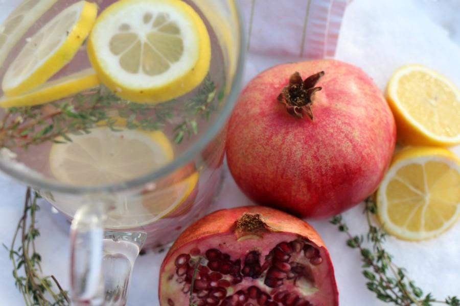 Vitamine bitte! Abwehrkräfte stärken und Kalorien sparen <3